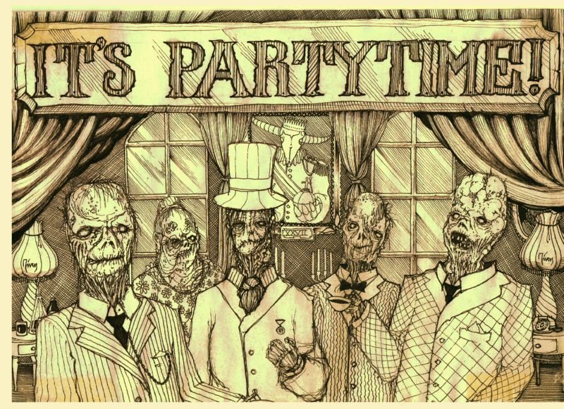 partytime by gueros84