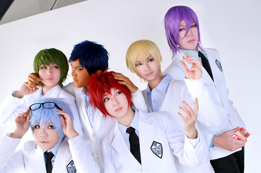 Kuroko no Basuke Teiko Junior High I by sharuruka