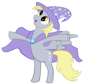 The Powerful and Great DERPY