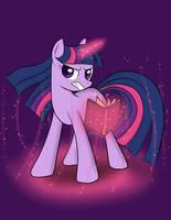 Bronycon S2012 P1: Twilight Sparkle by Pustulioooooo