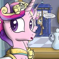Commisson: Wrong wedding, Doctor. by Pustulioooooo