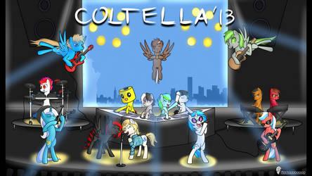 Big Apple Ponycon: Coltella '13