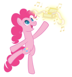 BAP Commission 1: Pinkie and the Magical Music Box