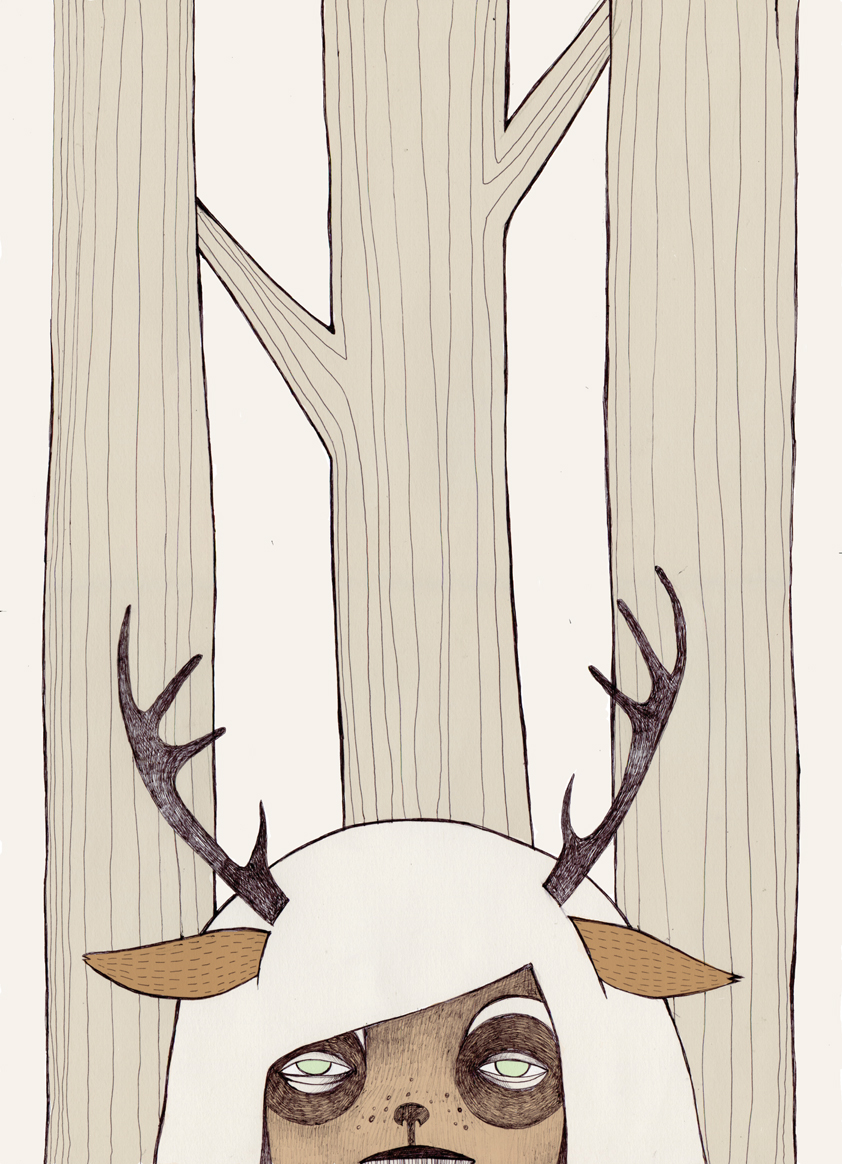 Deer by TentacleEyes