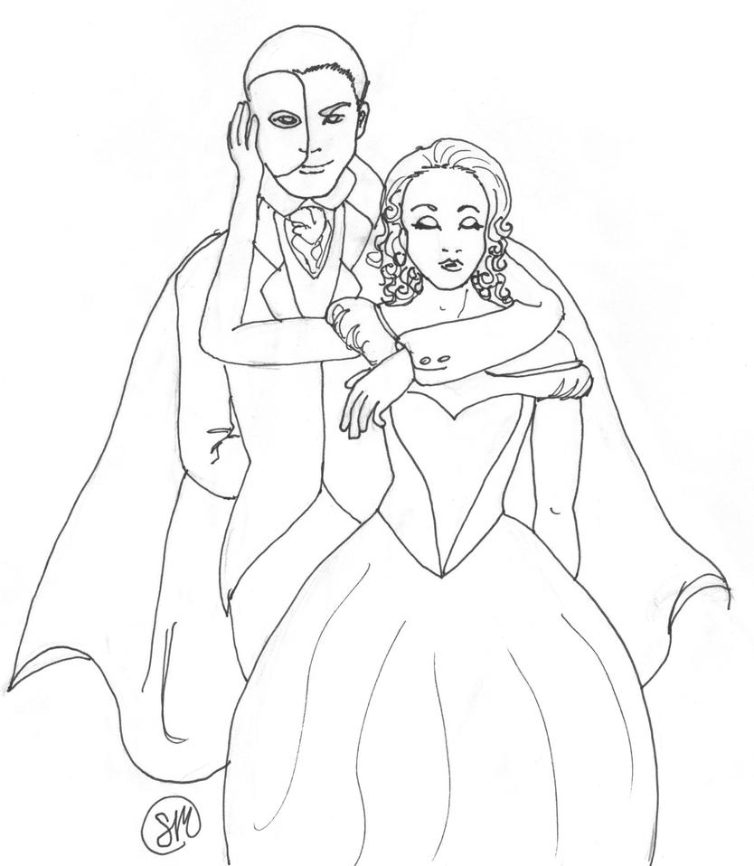 opera coloring pages - photo#1