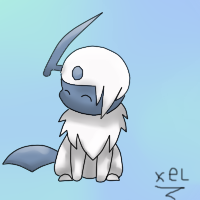 Absol by xEeveeLover