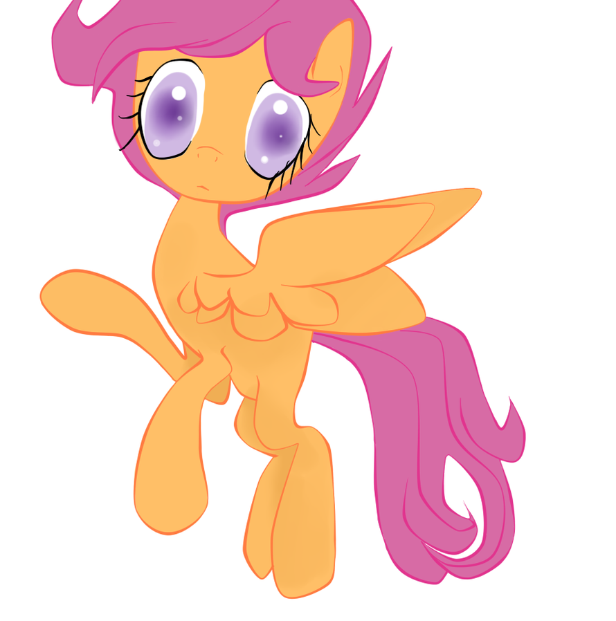 ...And I STILL don't have a cutie mark! by Creamandcheese1