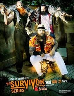 Survivor series 2013 by shcar39