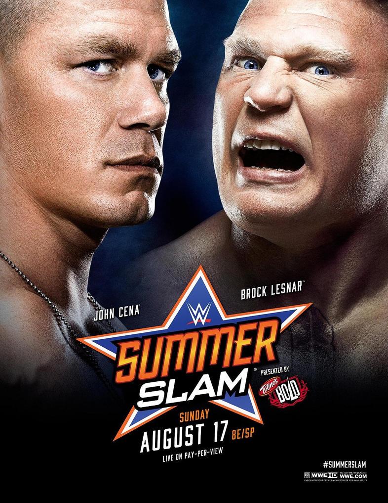 Summer slam 2014: final battle of champion by shcar39