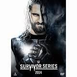 Survivor series 2014: Seth of king leader by shcar39