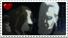 Batou and Gabriel Stamp by Autistic-Zydrate
