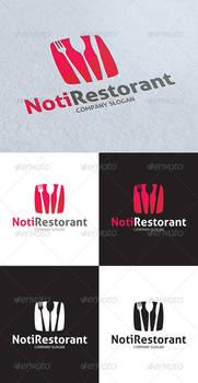 Noti Restorant Logo