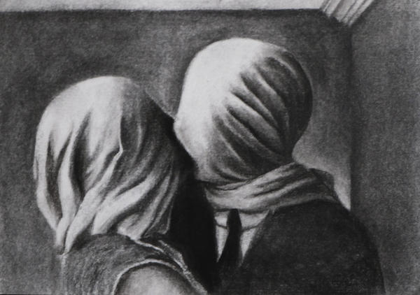 Image result for charcoal drawings of lovers