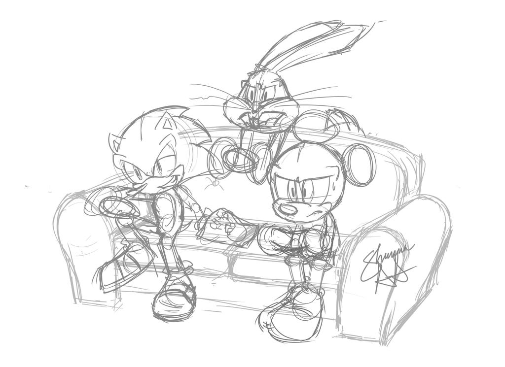 Video Game Competition -- WIP by ShannonAllAround