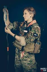 Bara II - US Army MEDEVAC Medic by DArkLOrd-Nikon