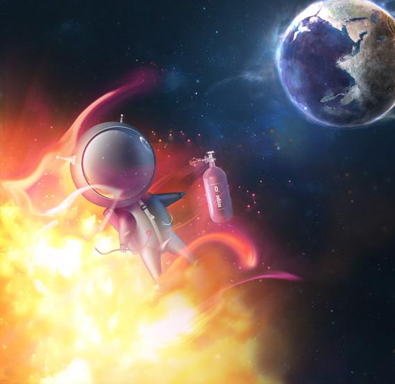Astronaut by Geyzerrr
