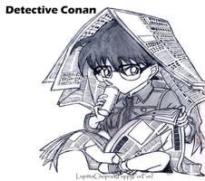 Detective Conan by LupittaChopraa