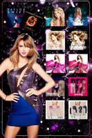 + Taylor Swift DISCOGRAFIA by SaviourHaunted