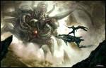Giant monster!