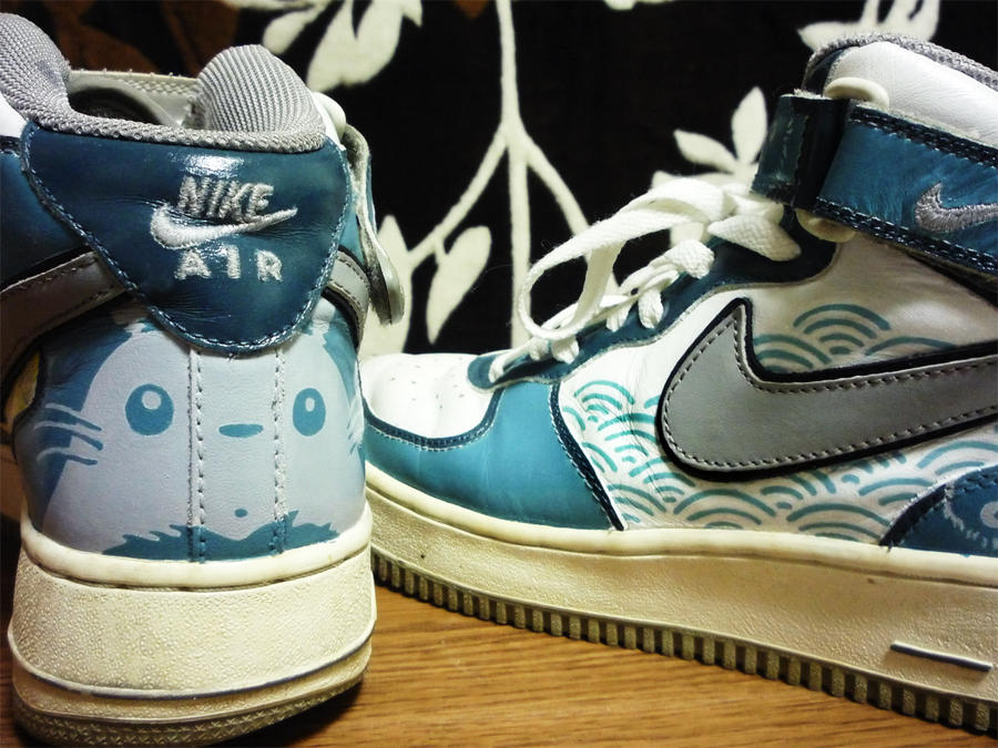 nike custom trainers
