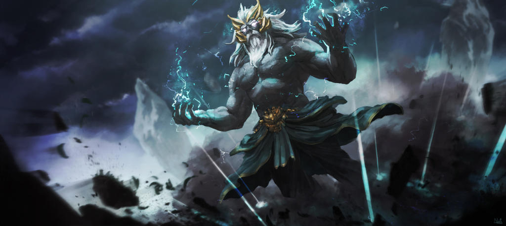 zeus arcana by nat10730 on deviantart