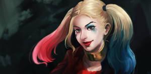 Harley Quinn by Nat10730