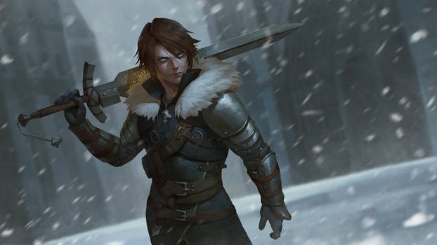Squall by Nat10730