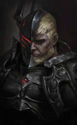 Roegadyn warrior by Nat10730