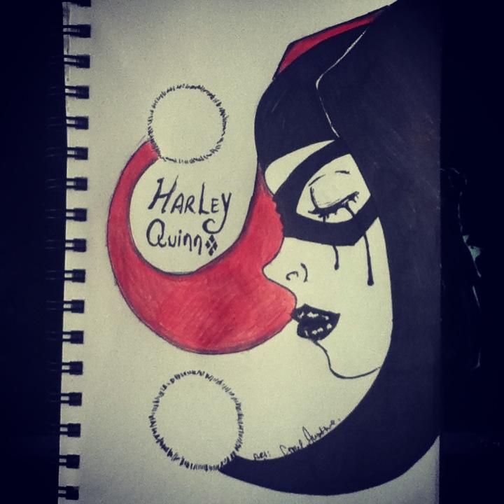 Harley Quinn!! by Catnap2020