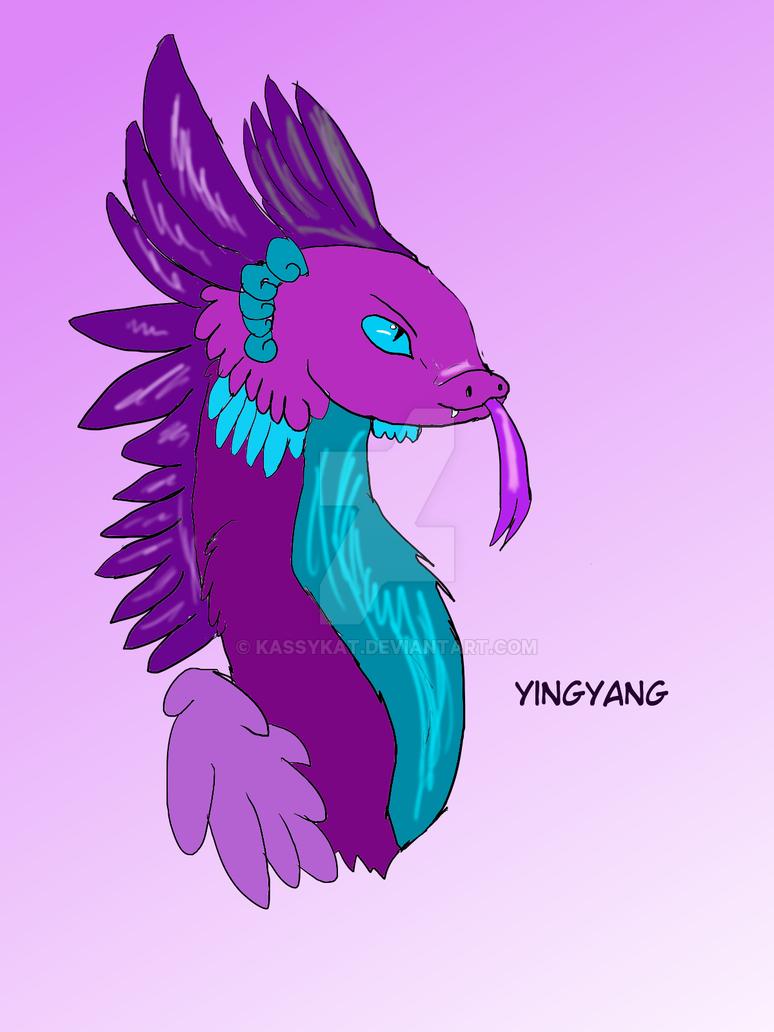 Yingyang by KassyKat