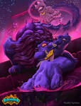 Hearthstone - Ammit The Devourer by hudinsantos