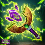 Hearthstone - Netherwing corrupted charm by hudinsantos
