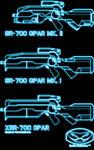 Rifle History