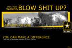 Wanna blow shit up?