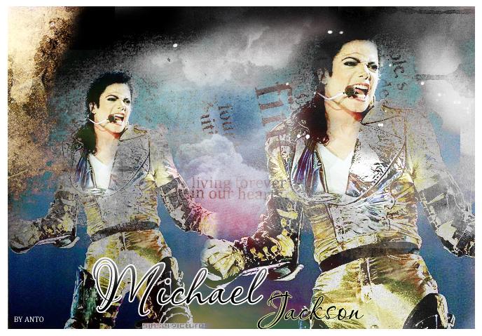 Michael Jackson by AnnieIsNotOk