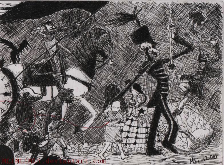 The Black Parade by MLiMLiMLi