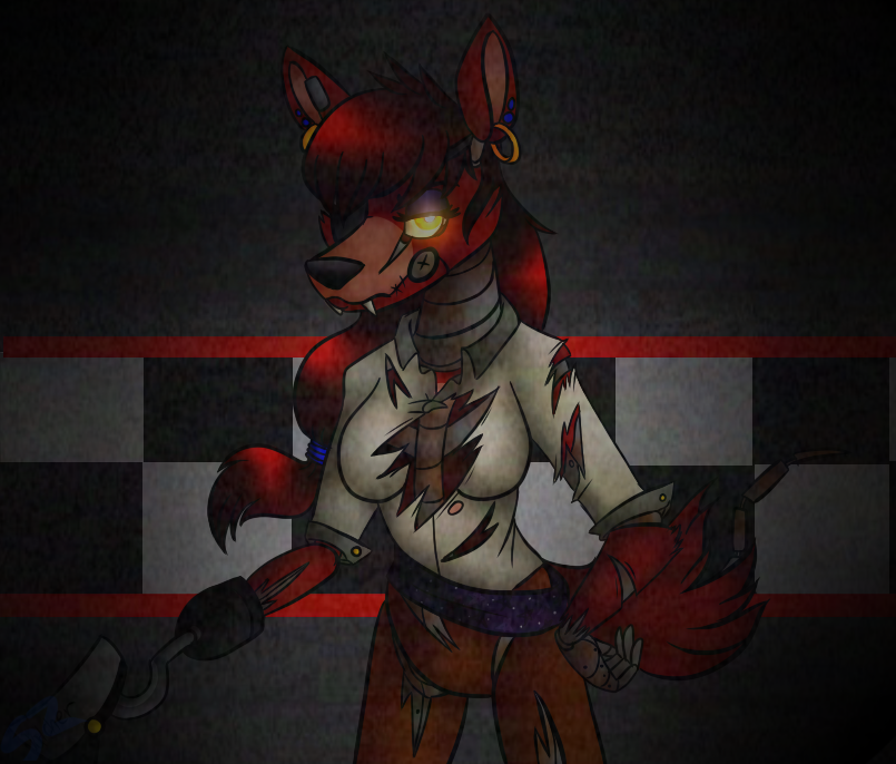 Foxy Fazbear by Atomic52
