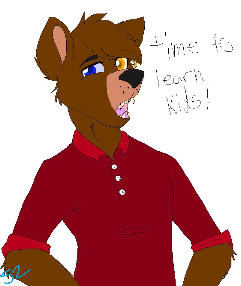 teacher Todd by Atomic52