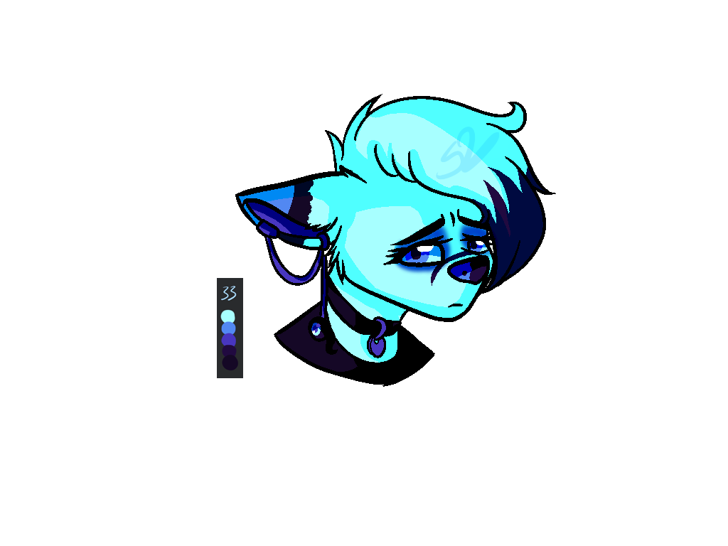 100 palette challeng 33 Atomic by Atomic52
