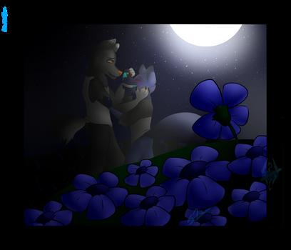 Dancing In The Moonlight .:Comm:.