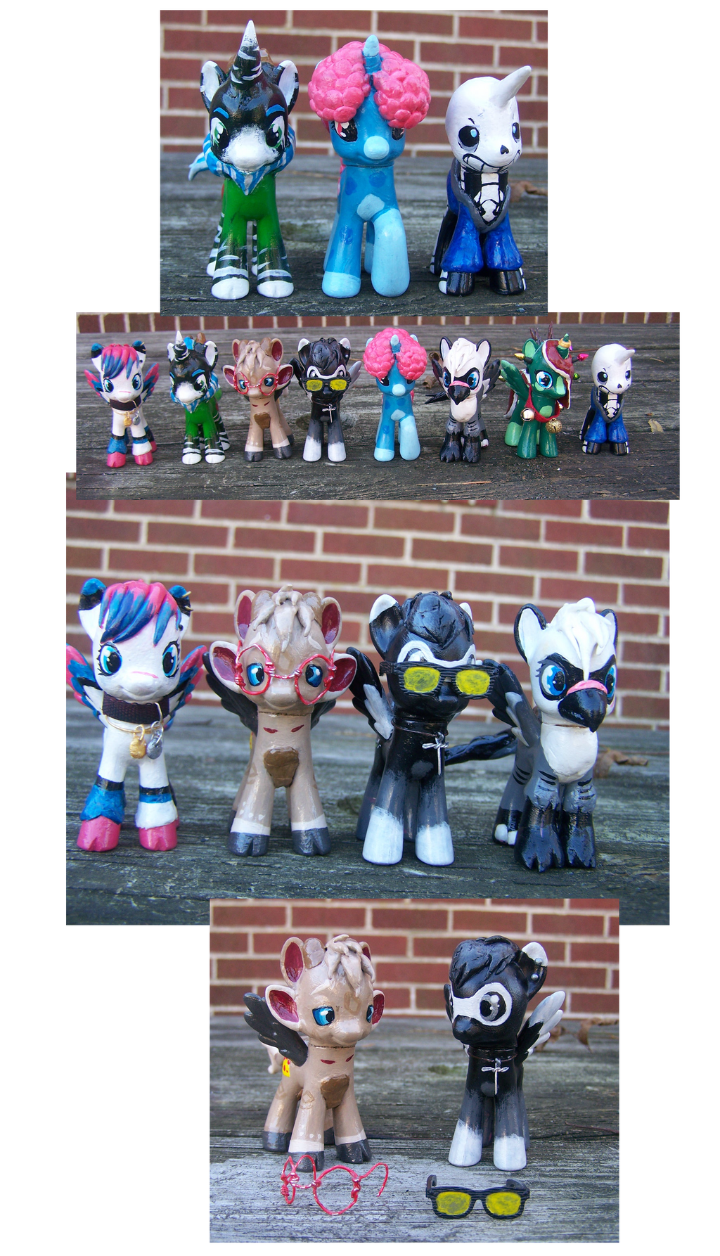 My Custom Ponies by Atomic52