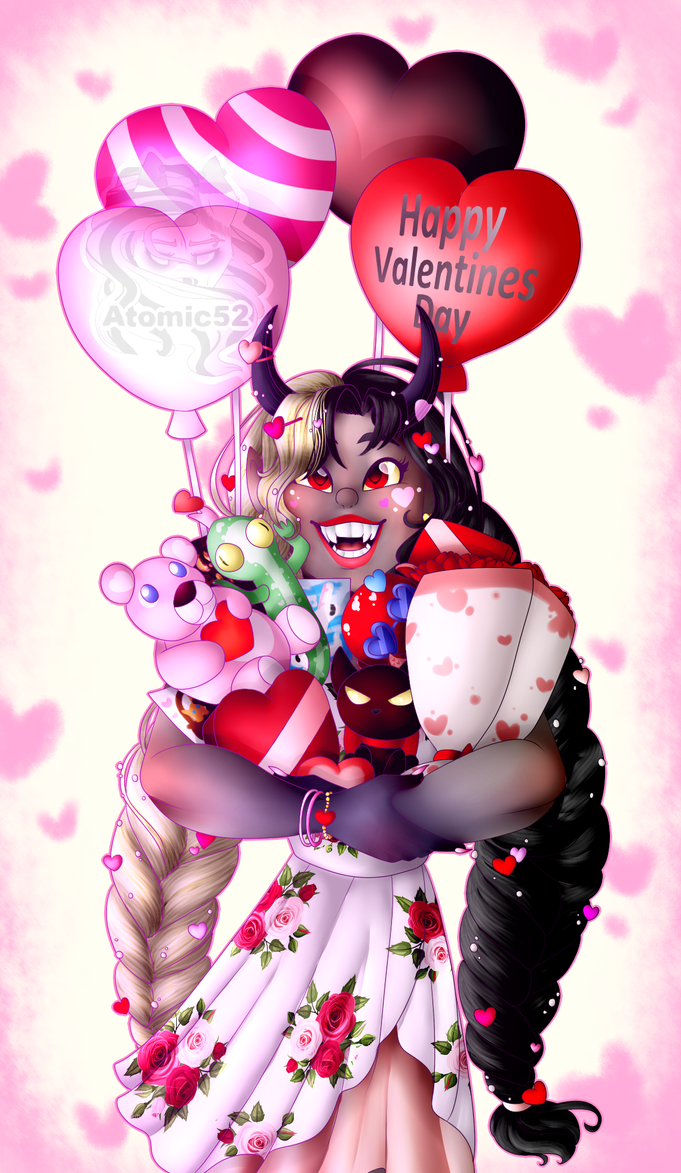 Happy Valentines Day by Atomic52