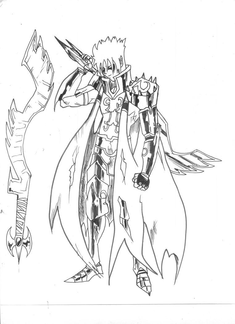 Original Concept art of the Alastor by paco111