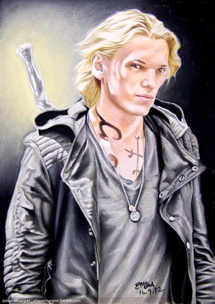 Jamie Bower as Jace of The Mortal Instruments by ...