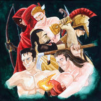 Six Swords Commission