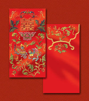 chinese red envelope series2