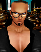 My new look in imvu by GaidenTheWolf