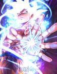 Goku ULRA INSTINCT MASTERED