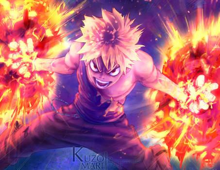 BAKUGOU My Hero Academia