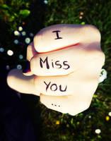 I miss You... by Samuinou